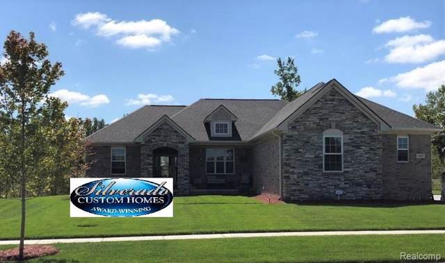1255 Glass Lake Circle, Oxford Twp, MI 48371 (#219078141) :: The Buckley Jolley Real Estate Team