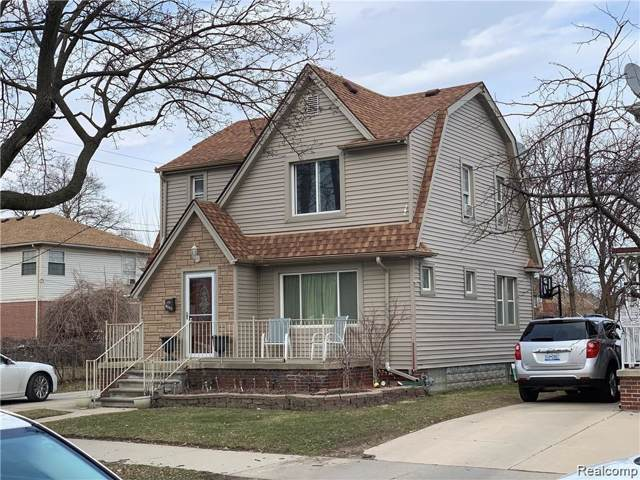 7930 Steadman Street, Dearborn, MI 48126 (#219078196) :: The Buckley Jolley Real Estate Team