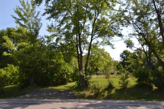 0 Graham Road, Flint Twp, MI 48532 (#219078216) :: The Buckley Jolley Real Estate Team