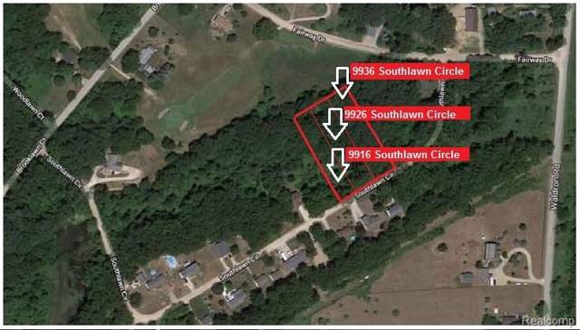 9926 Southlawn Circle, Somerset Twp, MI 49249 (#219078219) :: The Mulvihill Group