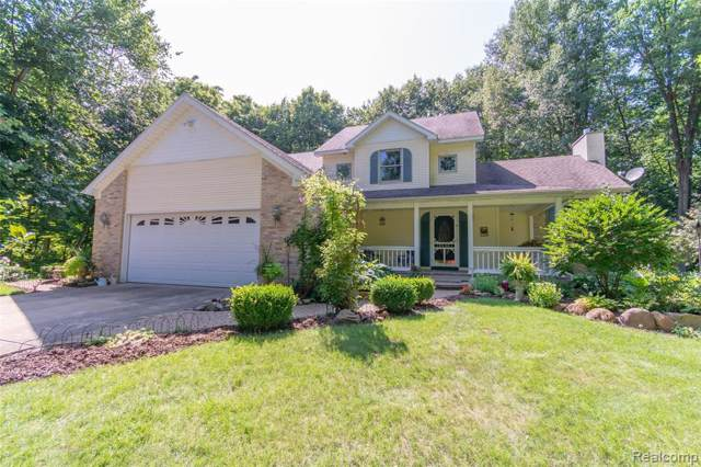 18166 Hickory Ridge Road, Rose Twp, MI 48430 (#219078404) :: RE/MAX Classic