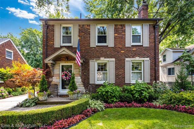 903 University, Grosse Pointe, MI 48230 (#219078459) :: RE/MAX Classic
