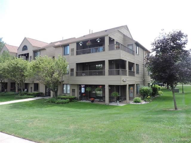 2465 Riverside Unit 214, Trenton, MI 48183 (#219078528) :: The Buckley Jolley Real Estate Team