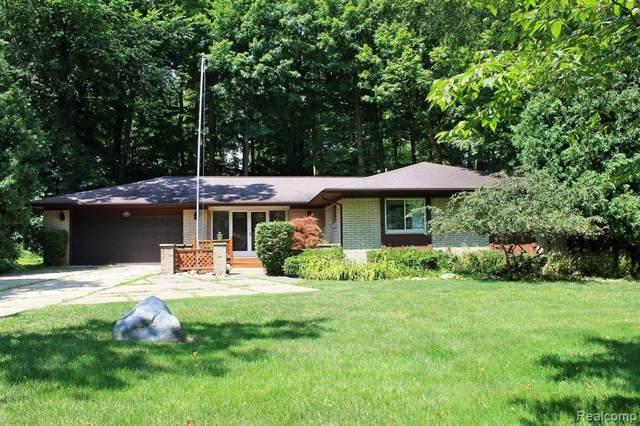 46250 Bloomcrest Drive, Northville Twp, MI 48167 (#219078538) :: GK Real Estate Team