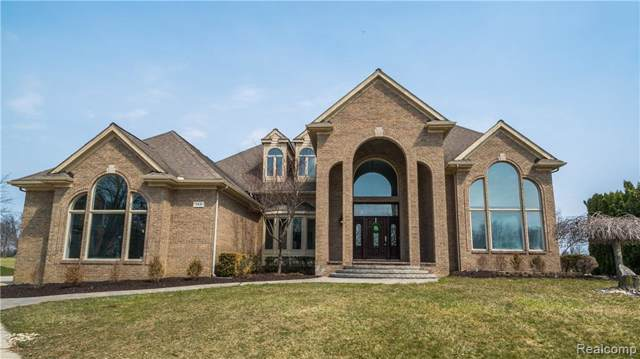 748 Eltham Ct, Scio Twp, MI 48103 (#219078551) :: Alan Brown Group