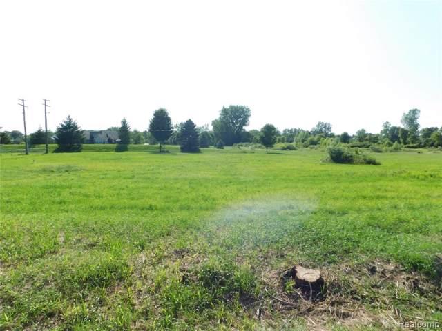 00 Cemetery Road, Handy Twp, MI 48836 (#219078631) :: The Buckley Jolley Real Estate Team