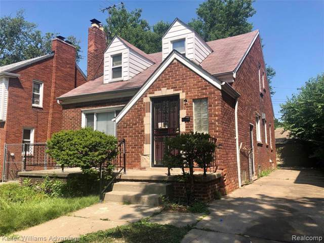 15330 Rutherford Street, Detroit, MI 48227 (#219078985) :: The Buckley Jolley Real Estate Team
