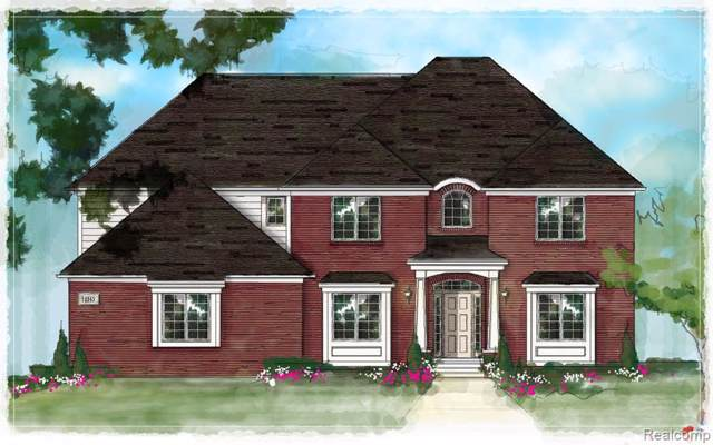 3767 Forster Lane, Shelby Twp, MI 48316 (MLS #219079065) :: The Toth Team