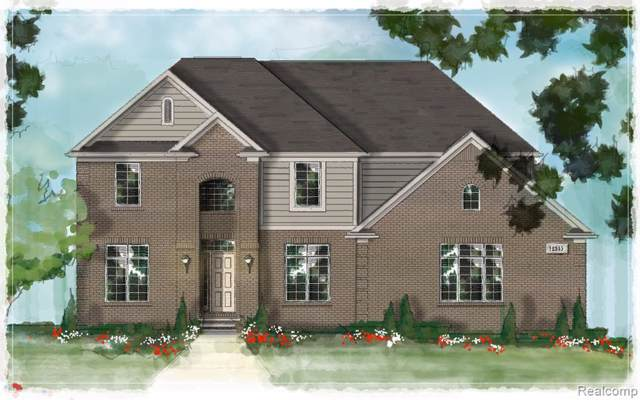 3731 Forster Lane, Shelby Twp, MI 48316 (MLS #219079074) :: The Toth Team