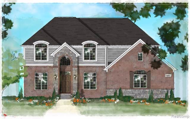 3695 Forster Lane, Shelby Twp, MI 48316 (MLS #219079079) :: The Toth Team