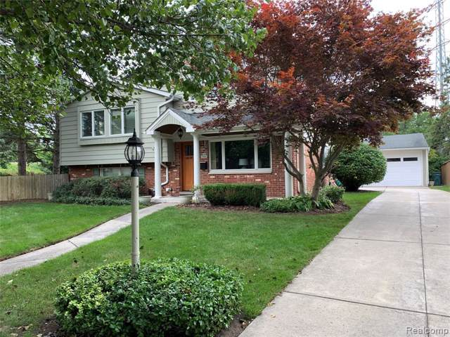 3000 Woodland Avenue, Royal Oak, MI 48073 (#219079081) :: RE/MAX Nexus