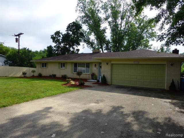 2638 N Lapeer Road, Mayfield Twp, MI 48446 (#219079123) :: RE/MAX Nexus