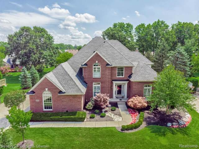 22014 Chase Drive, Novi, MI 48375 (#219079194) :: The Buckley Jolley Real Estate Team