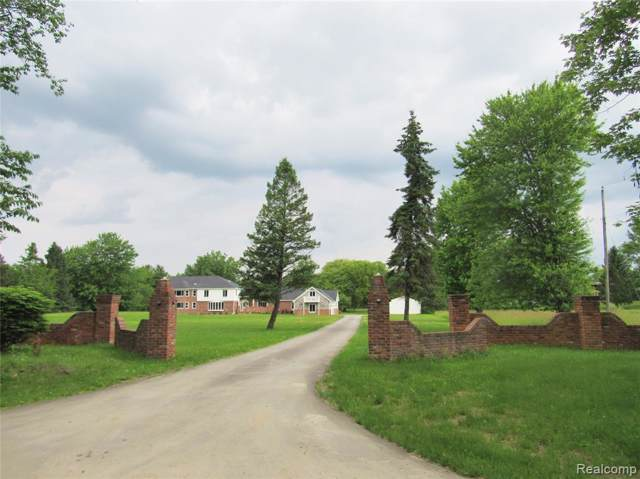4065 Lahring Road, Holly Twp, MI 48442 (#219079284) :: RE/MAX Nexus