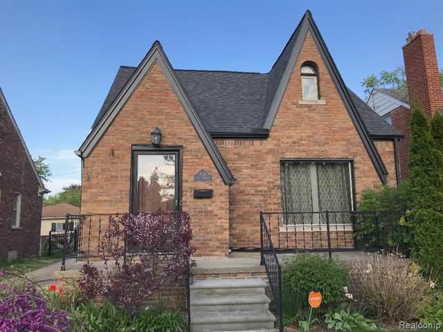940 N Rosevere Avenue, Dearborn, MI 48128 (#219079309) :: The Buckley Jolley Real Estate Team