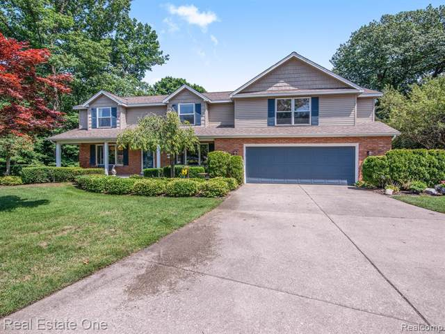 4038 Fairway Drive, Fort Gratiot Twp, MI 48059 (#219079313) :: RE/MAX Classic