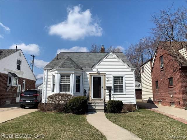 501 N Waverly Street, Dearborn, MI 48128 (#219079411) :: The Buckley Jolley Real Estate Team