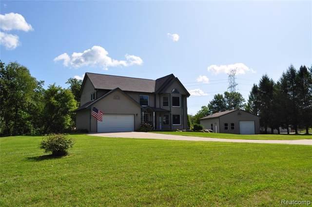174 Blake Street, Addison Twp, MI 48367 (#219079425) :: The Buckley Jolley Real Estate Team