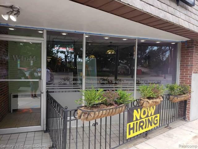 13714 Michigan Avenue, Dearborn, MI 48126 (#219079439) :: The Buckley Jolley Real Estate Team