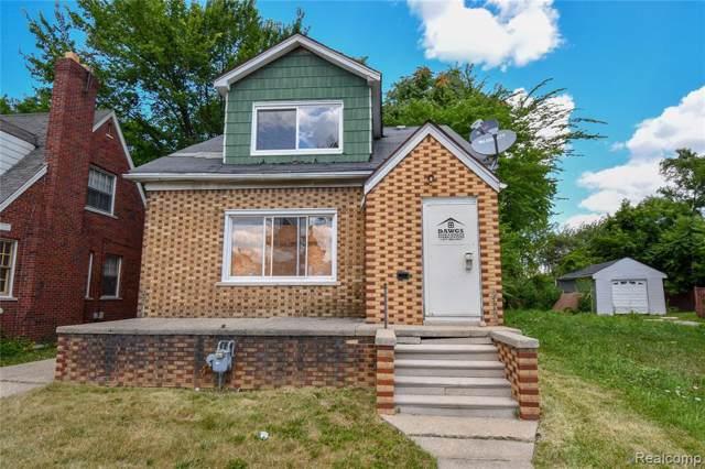 14911 Corbett Street, Detroit, MI 48213 (#219079453) :: GK Real Estate Team