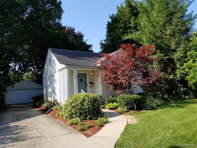 13701 Ludlow Street, Oak Park, MI 48237 (#219079472) :: RE/MAX Classic