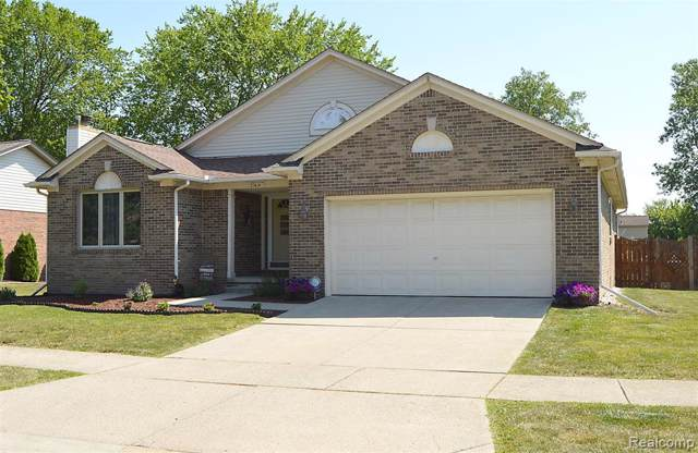 27651 Mill Creek Drive, Brownstown Twp, MI 48183 (#219079496) :: The Buckley Jolley Real Estate Team
