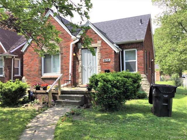 6015 Hereford Street, Detroit, MI 48224 (#219079518) :: The Buckley Jolley Real Estate Team
