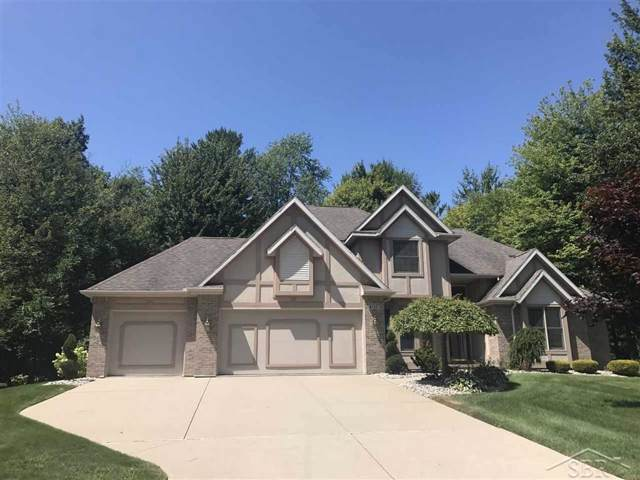 2135 Manchester Dr., Thomas Twp, MI 48609 (#61031389816) :: The Mulvihill Group