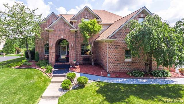 10169 Golfside Drive, Grand Blanc Twp, MI 48439 (#219079567) :: RE/MAX Classic
