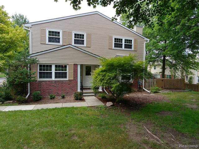 1536 Brentwood Drive, Troy, MI 48098 (#219079809) :: RE/MAX Classic