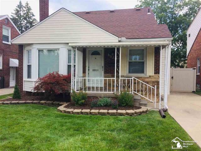 8020 Winona, Allen Park, MI 48101 (#57031389901) :: RE/MAX Nexus