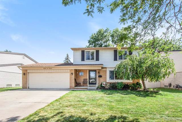 14219 Heritage, Riverview, MI 48193 (#219079861) :: The Mulvihill Group
