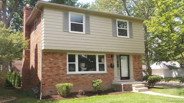1995 Littlestone Road, Grosse Pointe Woods, MI 48236 (#219079891) :: The Buckley Jolley Real Estate Team