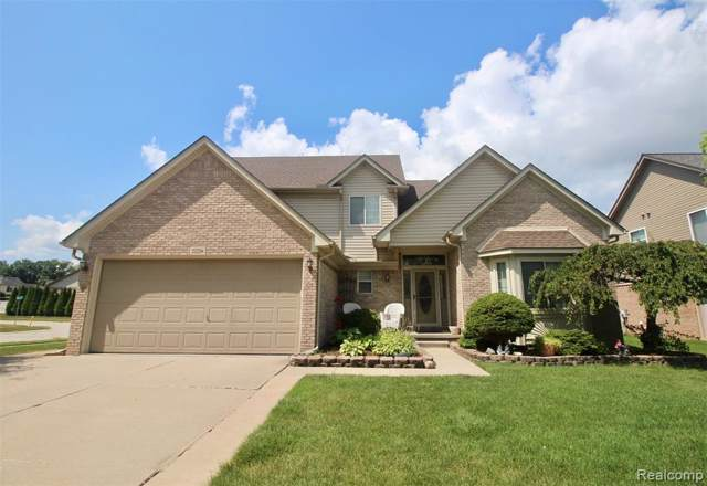27256 Spring Gate Drive, Brownstown Twp, MI 48183 (#219079947) :: RE/MAX Classic