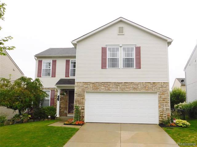 8615 Cass River Drive, Handy Twp, MI 48836 (#219079980) :: The Mulvihill Group