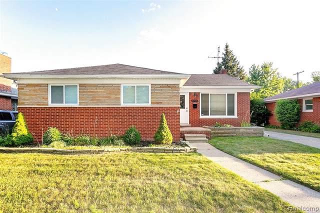 21780 Mauer Street, Saint Clair Shores, MI 48080 (#219079989) :: The Buckley Jolley Real Estate Team