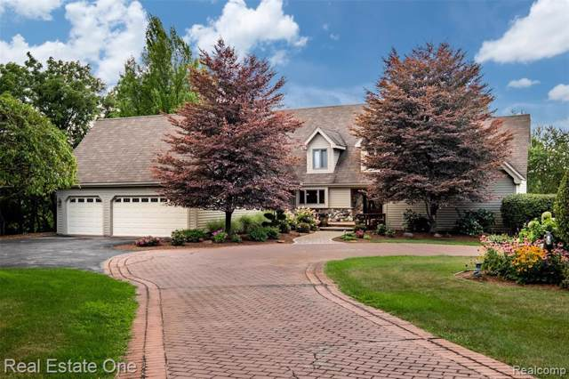 4595 Valley View Point, Oakland Twp, MI 48306 (#219080033) :: RE/MAX Classic