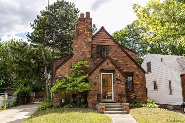 20530 Gardendale Street, Detroit, MI 48221 (#219080068) :: The Buckley Jolley Real Estate Team