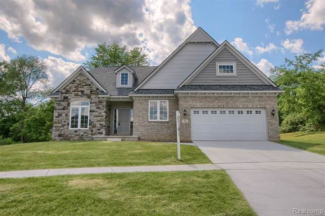 561 Napa Valley Drive, Milford Twp, MI 48381 (#219080072) :: RE/MAX Classic