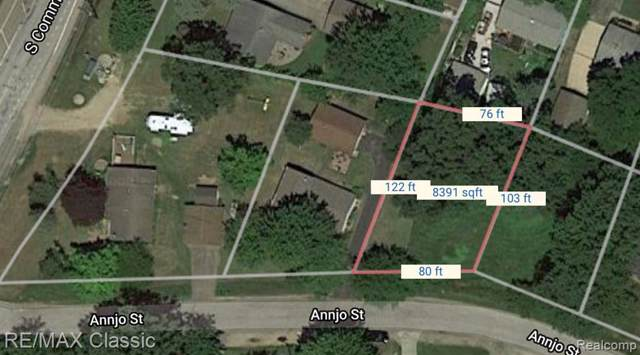 Vacant Annjo Street, Walled Lake, MI 48390 (#219080078) :: The Buckley Jolley Real Estate Team