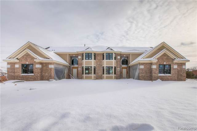 20282 Beacon Way #2, Northville Twp, MI 48167 (#219080107) :: RE/MAX Classic