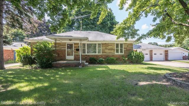 42475 Postiff Avenue, Plymouth Twp, MI 48170 (#219080164) :: Team Sanford