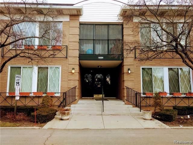 25660 Southfield Road #204, Southfield, MI 48075 (#219080186) :: The Buckley Jolley Real Estate Team