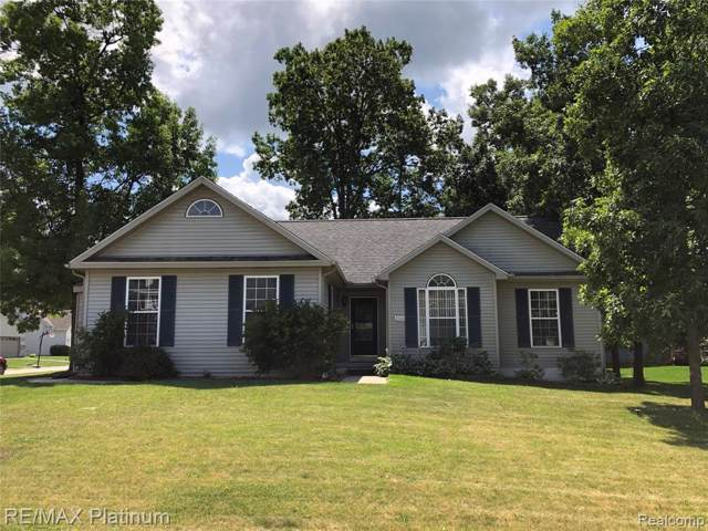 2484 Hickory Circle Drive, Oceola Twp, MI 48855 (#219080240) :: RE/MAX Classic