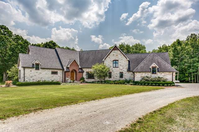 4880 Stoney Creek Road, Kenockee Twp, MI 48006 (MLS #219080297) :: The Toth Team