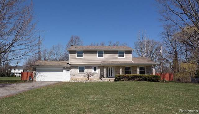 4371 E Cook Road, Grand Blanc Twp, MI 48439 (#219080364) :: RE/MAX Nexus