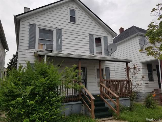 2943 Jacob Street, Hamtramck, MI 48212 (#219080384) :: The Buckley Jolley Real Estate Team