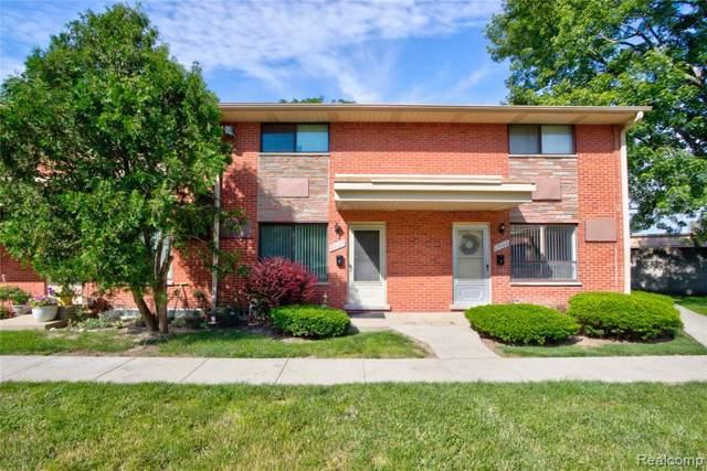29104 Tessmer Court, Madison Heights, MI 48071 (#219080414) :: The Buckley Jolley Real Estate Team