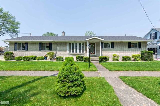 250 S Mary, Marine City, MI 48039 (MLS #58031390099) :: The Toth Team