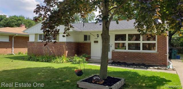 530 Essex Street, Clawson, MI 48017 (#219080433) :: Alan Brown Group